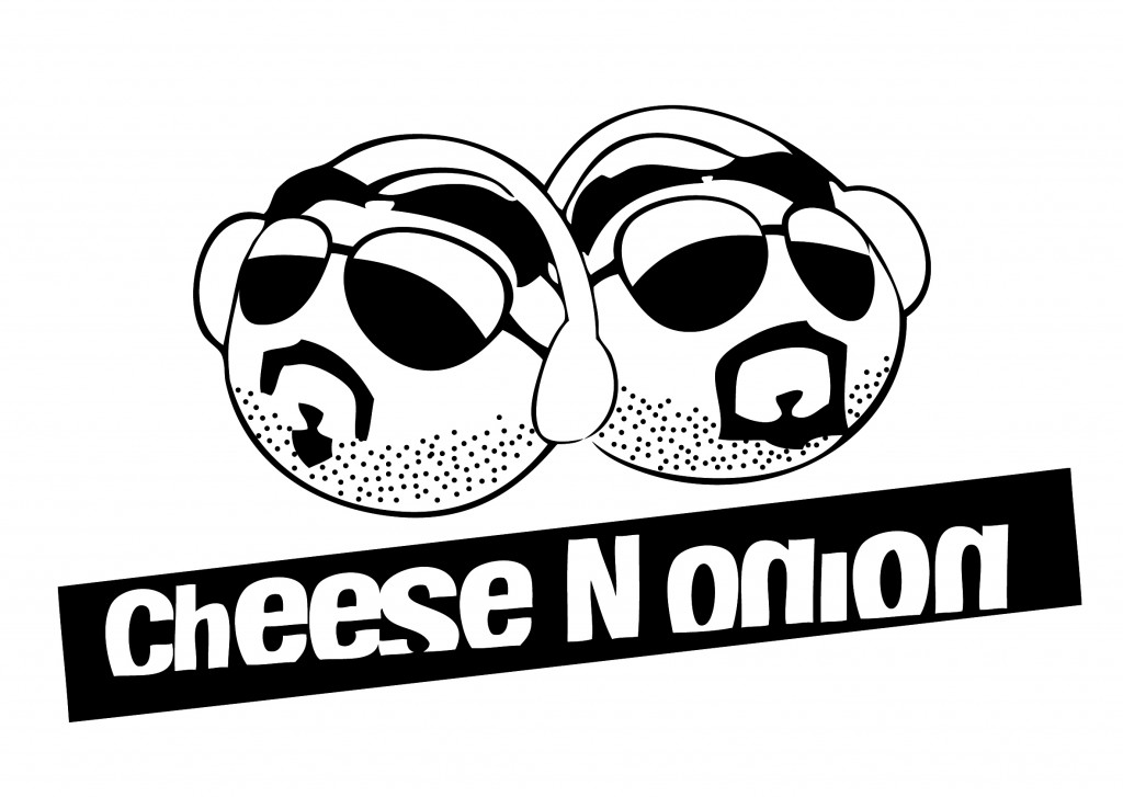 CHEESE N ONION Logo